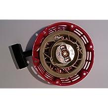 Motor de arranque manual para Honda GX200 2 trinquetes metálicos platos