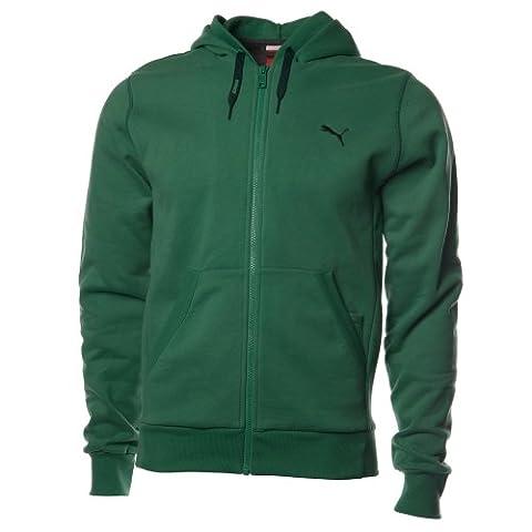 Puma Veste polaire à capuche XXL Vert - Vert