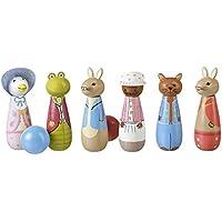 Orange Tree Toys - Peter Rabbit - Wooden Skittles