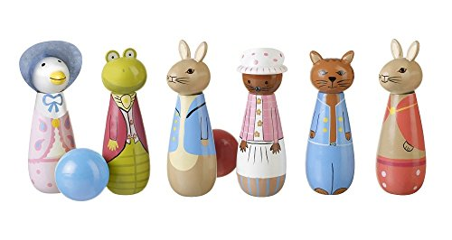 Beatrix Potter Orange Tree Toys - Peter Rabbit Rabbit & Friends Skittles, 3