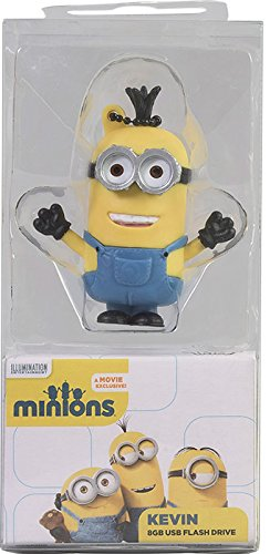 Image of Minion Despicable Me Kevin 8 GB USB 2.0 Flash Drive