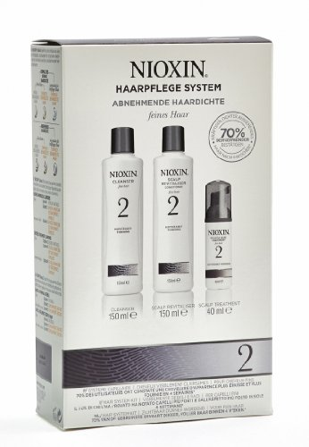 Nioxin System 2 Haarpflegesystem - Friseur-starter-kit