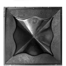 Betonform für Terassenplatten 45 x 45 x 5cm