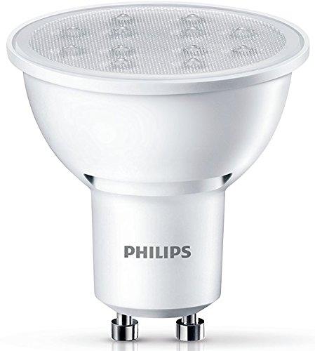 Preisvergleich Produktbild Philips LED Lampe ersetzt 50W,  EEK A+,  GU10,  warmweiß (2700 Kelvin),  350 Lumen,  8718696483787