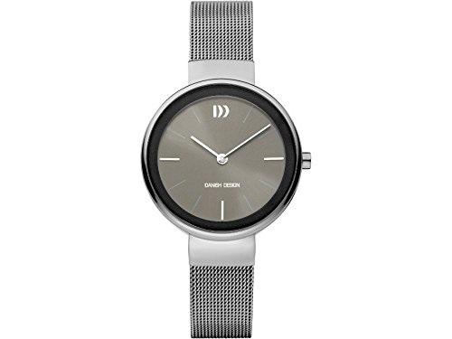 Danish Design Steel horloge IV64Q1209