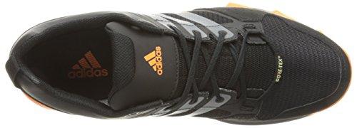 adidas Kanadia 7 Tr Gtx, Scarpe da Arrampicata Uomo, Nero Black/vista Grey/unity Orange