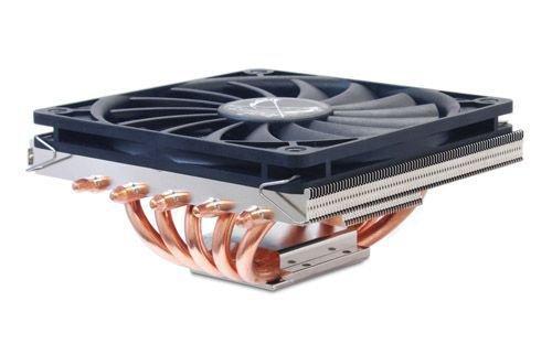 Scythe Big Shuriken 2 Rev.B CPU-Kühler (120mm) für Sockel 775/1155/1156/1366/AM2/AM2+/AM3/AM3+/FM1