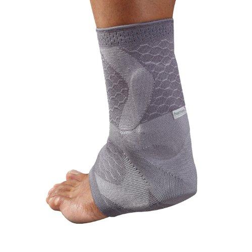 Echthaar I achillotex-bietet Leistungsstark Knöchel Schutz für achillessehnenentzündung. Enthält Konturierte Silikon Einsatz. - Mcdavid Knöchel-wrap