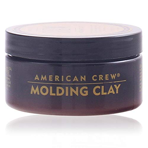AMERICAN CREW MOLDING CLAY , 1er Pack (1 x 85 g) - Light Molding Paste