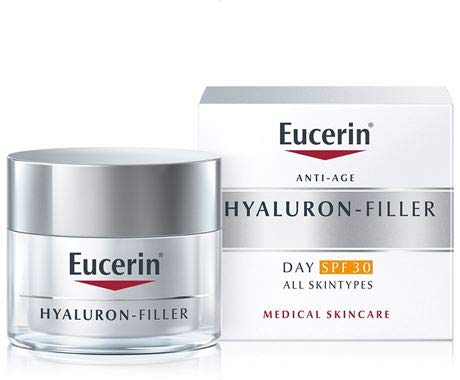 Eucerin Hyaluron-Filler Crema Día Spf30 Textura Ligera,50ml