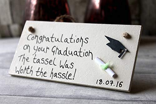 Claude16Poe Regalo de graduación para Estudiantes