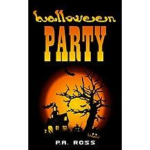 Halloween Party (superhero paranormal mashup series book 2) (Wrong Place, Wrong Time)