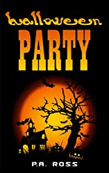 Halloween Party (superhero paranormal mashup series book 2) (Wrong Place, Wrong Time)
