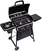 Char Broil 3 Burner + Side Burner Gas Grill