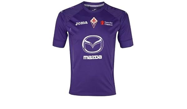 ea8da0a45f Lotto 2012-13 Fiorentina Joma Home Football Shirt  Amazon.co.uk  Sports    Outdoors