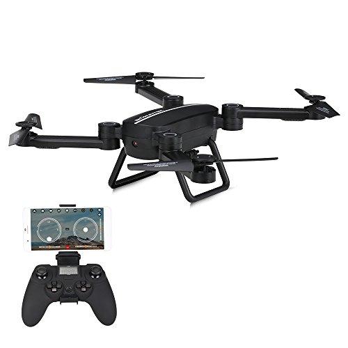 Goolsky Camera Foldable 2.4G Drone
