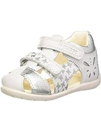 Geox B Kaytan C, Chaussures Marche Bébé Fille