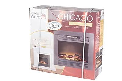 Classic Fire 54211 Chicago Heater LED von Classic Fire auf Heizstrahler Onlineshop