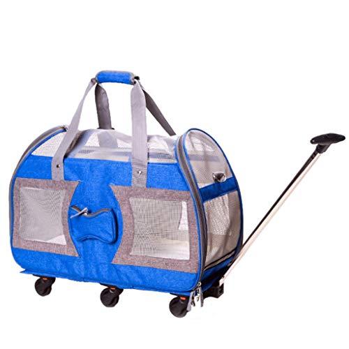 ack Bequem Folding Getrennt Katze Und Hund Tote Outdoor Party Supermarkt Reise Haustier Auto Tasche ()
