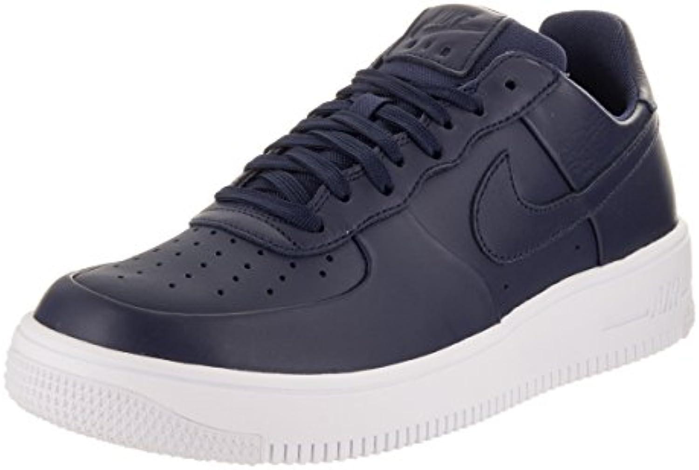 Nike, Uomo, Air Air Air Force 1 Ultraforce Leather, Pelle, scarpe da ginnastica, Blu | Più economico  | Uomini/Donna Scarpa  cf4b65