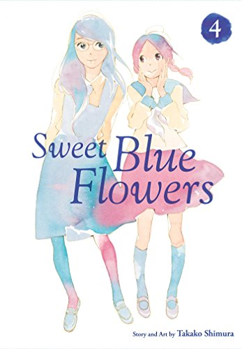 Sweet Blue Flowers, Vol. 4 (Volle Vier)