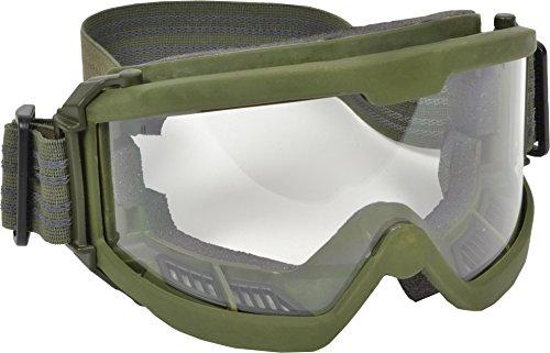 Paintball Softair Schutzbrille mit 3 Wechselgläsern