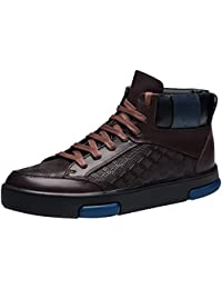 DDTX Unisex-Adultos 'Lightweight Steel Toe Hiker Zapatos de seguridad de trabajo Azul(39) 3UDXKTf8d
