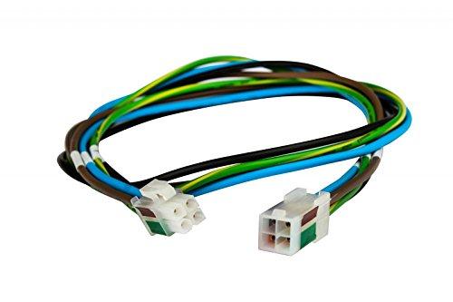 Kabelsatz für Deckenventilator Verlängerungsstangen, [Länge]:61 cm