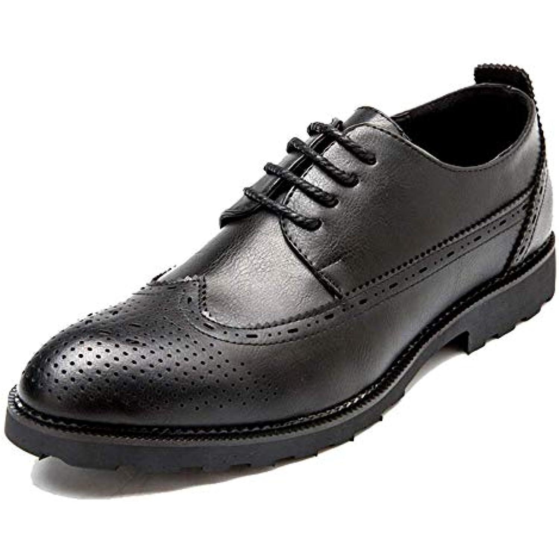 FuweiEncore 2018 Chaussures Mode Oxford pour Hommes, des Style Britannique décontracté avec des Hommes, Chaussures creusées... - B07KK43TYX - 350a3a