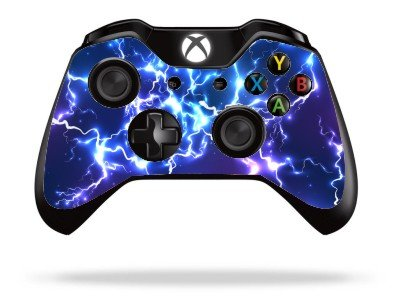 Price comparison product image Blue Electric Xbox One Remote Controller/Gamepad Skin / Cover / Vinyl x1br22