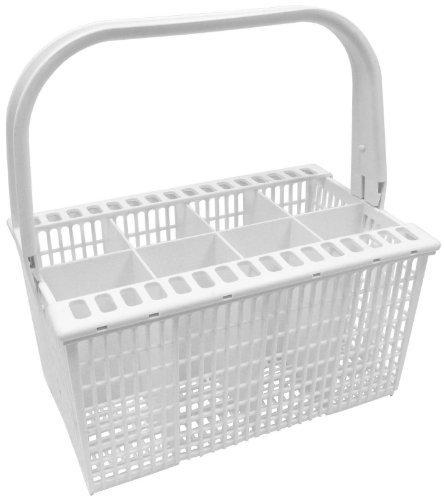 Zanussi Lavavajillas Cubiertos cesta jaula blanco