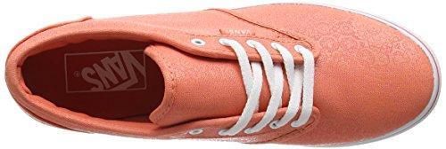 Vans Atwood Low - Scarpe da Ginnastica Basse Donna Arancione (henna/carmellia)
