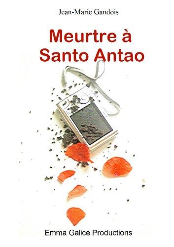 Meurtre à Santo Antao