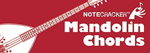 Notecracker: Mandolin Chords (Flashcards): Zubehör für Mandoline