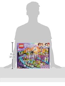 Lego 41130 Friends Amusement Park Roller Coaster Construction Set - Multi-coloured 6