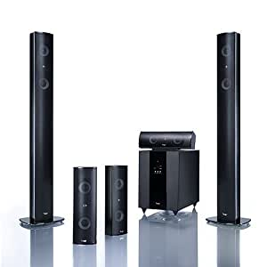 teufel theater lt 2 set 3 5 1 schwarz audio hifi. Black Bedroom Furniture Sets. Home Design Ideas