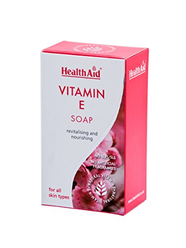 Health Aid - Vitamin E Soap - 100G