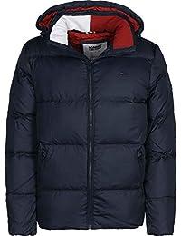 Tommy Jeans Herren Essential Down  Langarm  Jacke