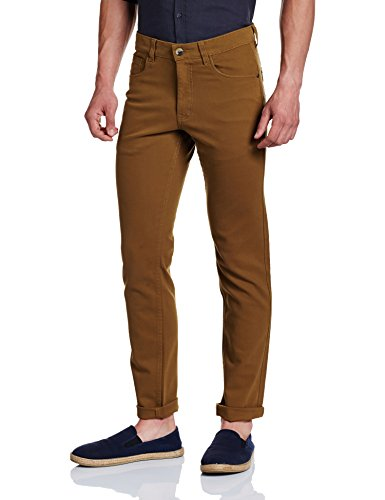 Symbol Men's Slim Fit Casual Trousers