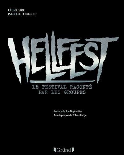 Hellfest par Cédric SIRE,LE MAGUET, Isabelle