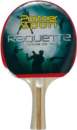 WDK Partner - Jeu de Plein Air - Raquette de ping-pong 2 faces lisses