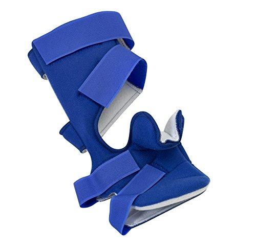 Patterson Medical - Fascia riposante per mano sinistra Air Soft, misura grande