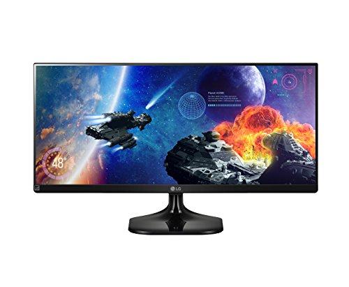 LG 34UM57-P.AEU 86,4 cm (34 Zoll) Monitor (HDMI, 5ms Reaktionszeit)