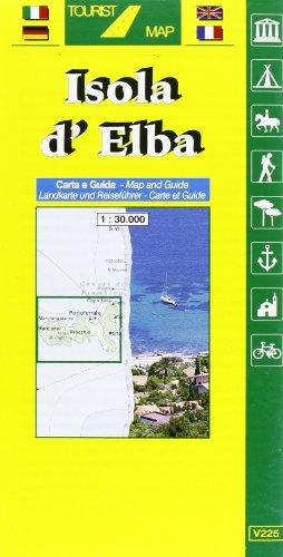 Isola d'Elba 1:50.000 (Tourist map)
