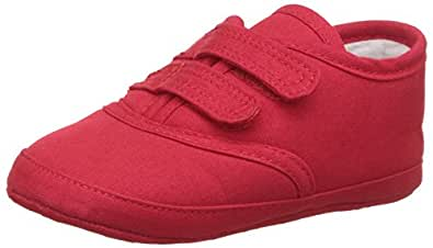 Mothercare Baby Boy's Red First Walking Shoes - (9-12 months)