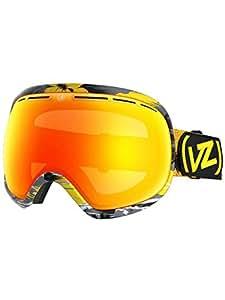 Masque Snowboard Vonzipper Fishbowl Gnar-Waii Yellow