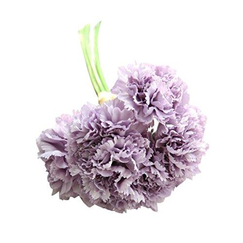 tliche Blumen, Nelken, Blumenstrauß für Hochzeit, Brautstrauß Hortensien C ()