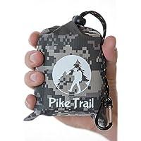 Pike Trail Manta de Bolsillo al Aire Libre Digital Camo
