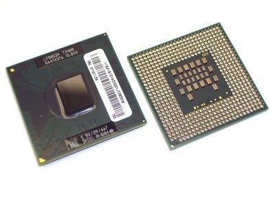 Intel Core Duo Processor T2400 (2M Cache, 1.83 gHz, 667 mhz FSB), SL8VQ, Sockets PPGA478, PBGA479