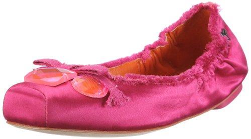 Apepazza CHERIL SATIN 502555 51626, Ballerines femme Rose-TR-SW180